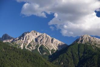 Maurerkopf, nejblizsi vrchol u chaty