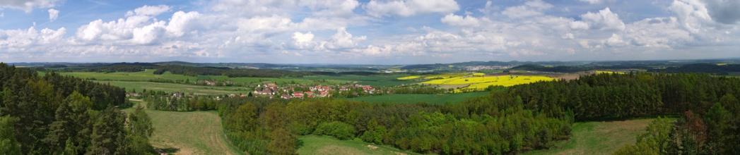 Panorama - Pisek