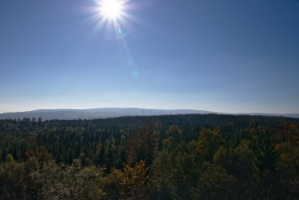 Pohled na zapad (Jedlak)