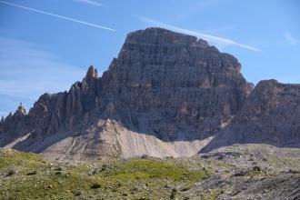 Severni stena Monte Paterno