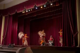 Vystoupení s přemety - tanec Panteru Natum