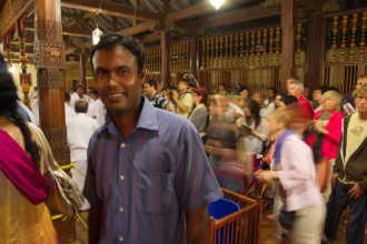 Priyante - můj osobní průvodce, snaživý chlapík