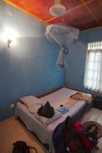 Odpoledne - ubytování v Nilmini Lodge