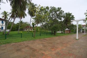 Cestou kolem Bodhi tree.