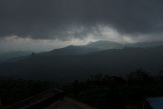 Pohled směr Colombo.