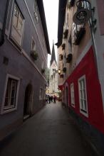 Počasí nepřešlo, tak přišel na řadu výlet do okolí Hallstatt.
