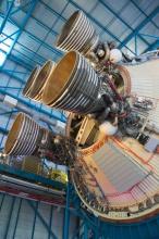 Druhý stupeň Saturnu V