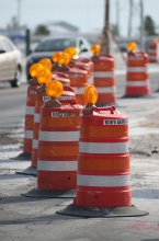 Bobovy barikády - americká klasika na silnicích.
