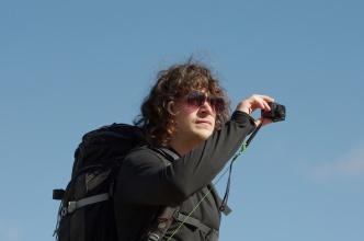 Ve výpravě máme i outdoorového kameramana.