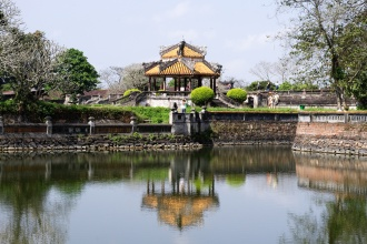 Stará část Hue.