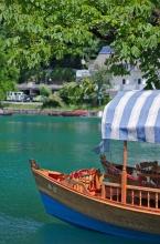 U jezera Bled, Slovinsko