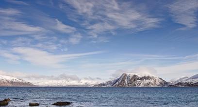 Tromvik coastline