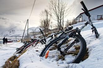 Na kole za každého počasí :)