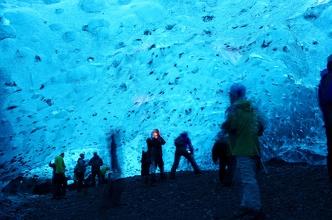Ledovcové jeskyně