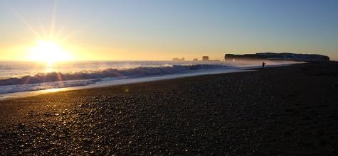 Dyrholaey pláže
